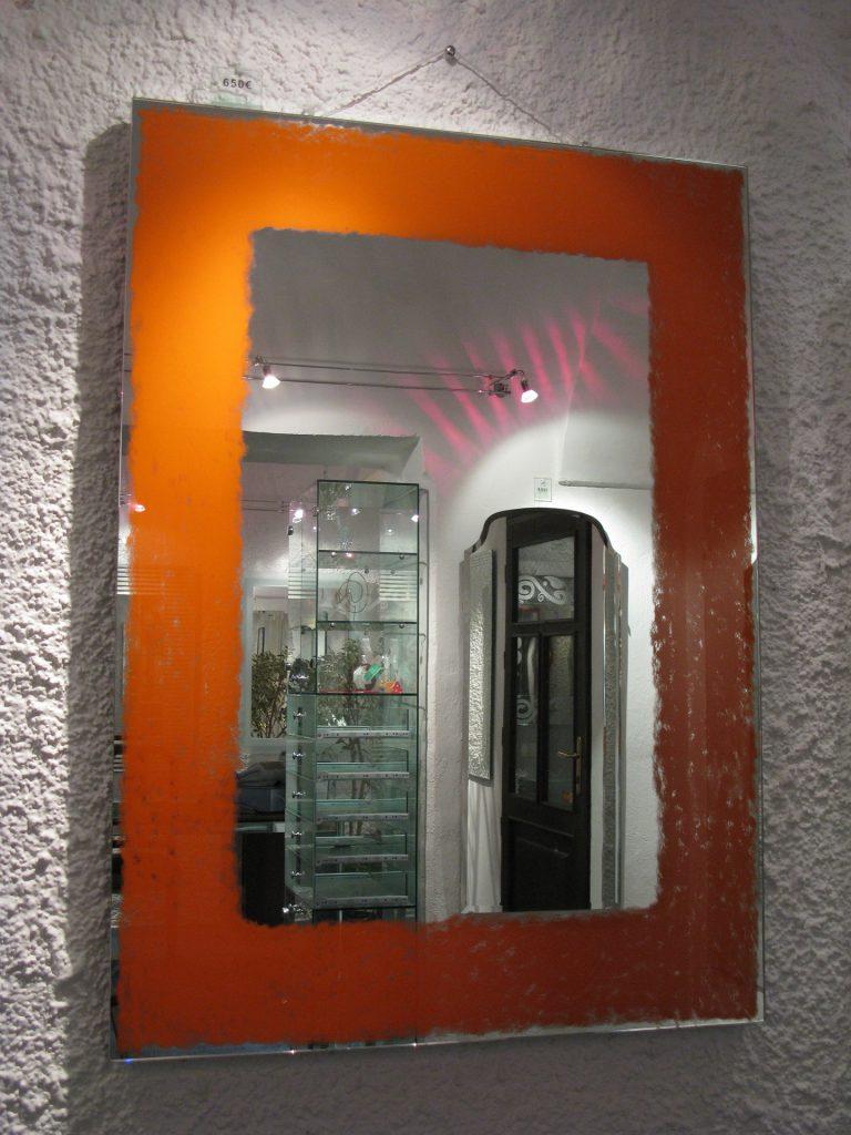 Z03 - zrkadlo s farebnou aplikáciou